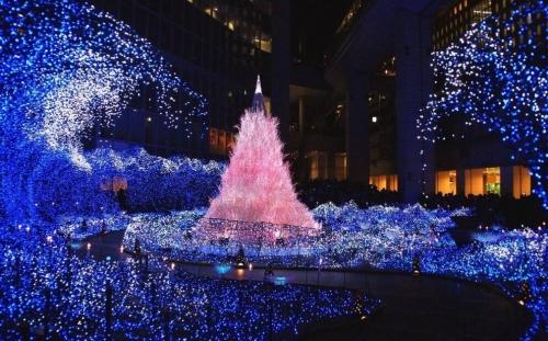 日本圣诞节的狂欢方式,一起去看看吧!
