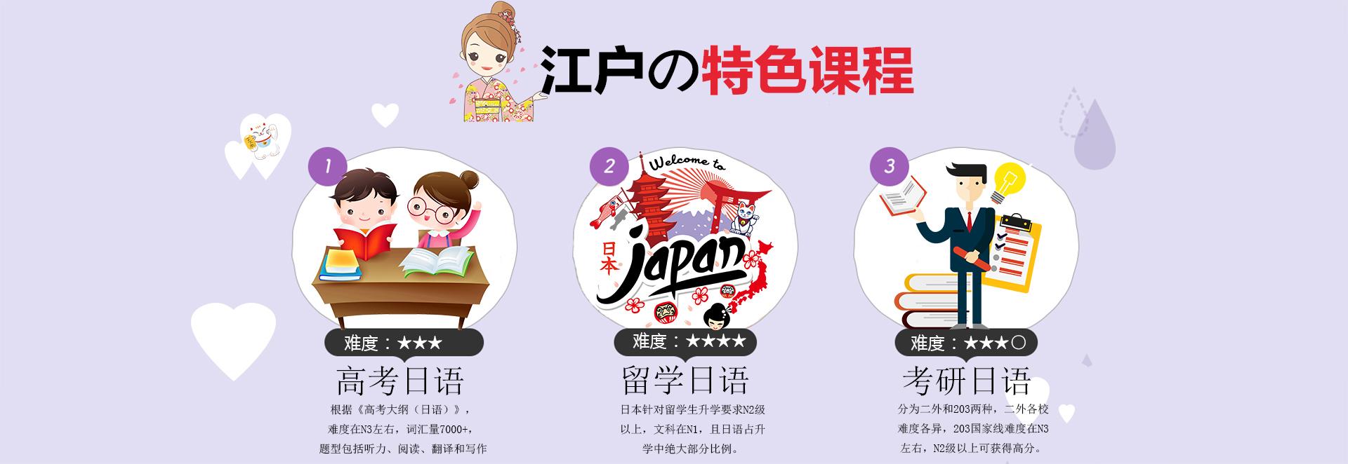重庆日语,重庆日语培训,日本留学服务