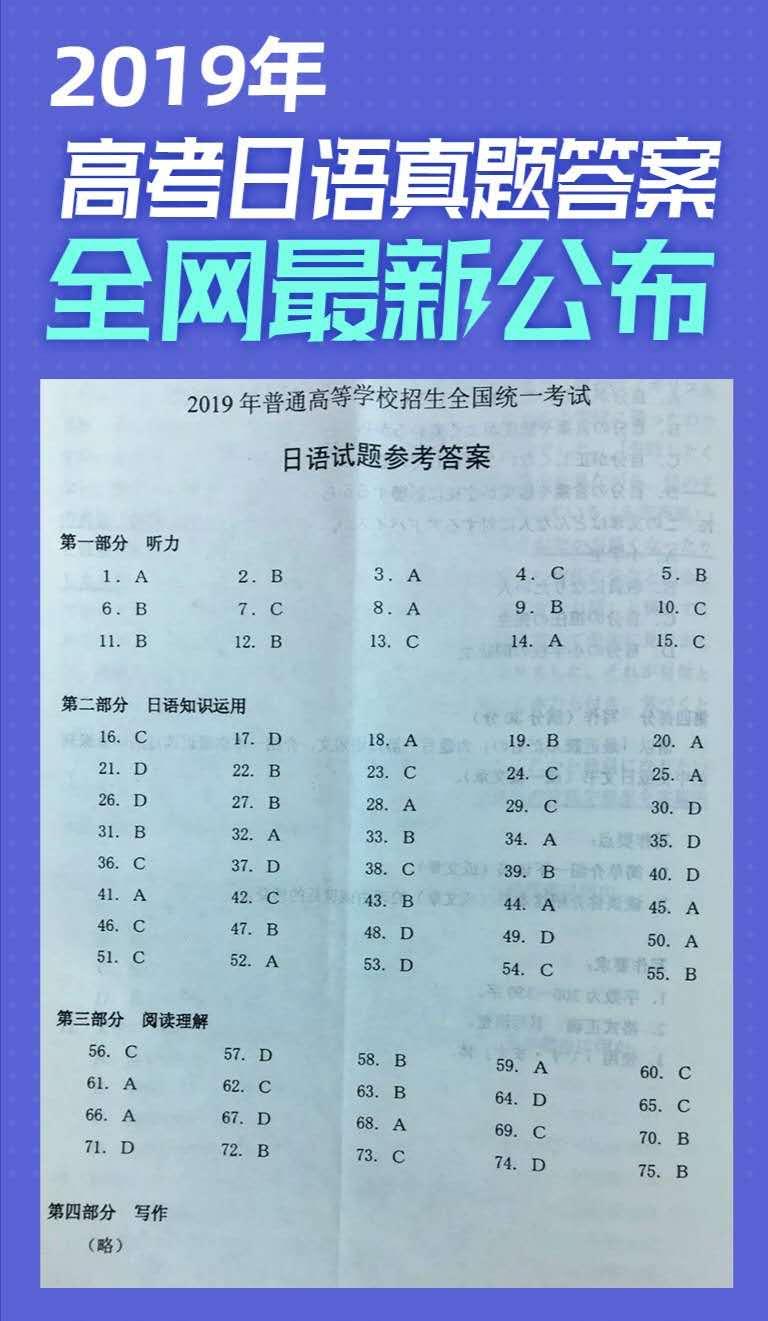 重庆高考日语.jpg